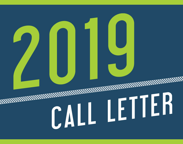 2019 Call Letter