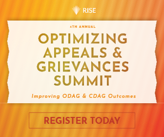 Optimizing Appeals and Grievances Summit